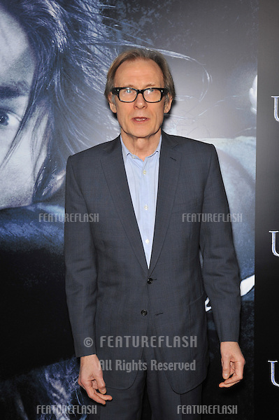 "Bill Nighy at the world premiere of his new movie ""Underworld: Rise of the Lycans"" at the Arclight Theatre, Hollywood..January 22, 2009  Los Angeles, CA.Picture: Paul Smith / Featureflash"