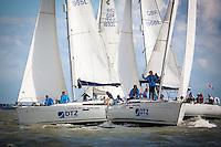 DTZ Regatta 2014