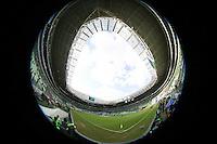 SÃO PAULO,SP, 07.06.2015 – BRASIL-MÉXICO – Vista do Estadio momentos antes da partida entre Brasil e México em jogo amistoso internacional no Allianz Parque na região oeste de São Paulo, neste domingo, 07. (Foto: Vanessa Carvalho/Brazil Photo Press)