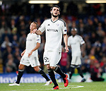 Qarabag's Badavi Huseynov in action during the champions league match at Stamford Bridge Stadium, London. Picture date 12th September 2017. Picture credit should read: David Klein/Sportimage