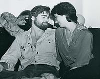 Treat Williams & Dana Delaney 1982<br /> Photo By John Barrett-PHOTOlink.net
