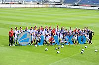 VOETBAL: HEERENVEEN: Abe Lenstra Stadion, 01-07-2013, Fotopersdag SC Heerenveen, Eredivisie seizoen 2013/2014, © Martin de Jong