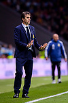 Spain Head Coach Julen Lopetegui gestures during the International Friendly 2018 match between Spain and Argentina at Wanda Metropolitano Stadium on 27 March 2018 in Madrid, Spain. Photo by Diego Souto / Power Sport Images