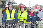 Participating in their first ever cycle race in the Castleisland fun Cycle race on Sunday was Noreen O'Sullivan, Anne Bergen Castleisland and Mary Casey Scartaglen..
