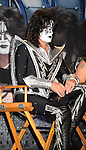 HOLLYWOOD, CA - MARCH 20: Tommy Thayer of KISS  attends the 'Kiss, Motley Crue: The Tour' Press Conference at Hollywood Roosevelt Hotel on March 20, 2012 in Hollywood, California.