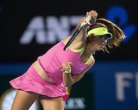 Ajla Tomljanovic (AUS)<br /> <br /> Tennis - Australian Open 2015 - Grand Slam -  Melbourne Park - Melbourne - Victoria - Australia  - 20 January 2015. <br /> &copy; AMN IMAGES