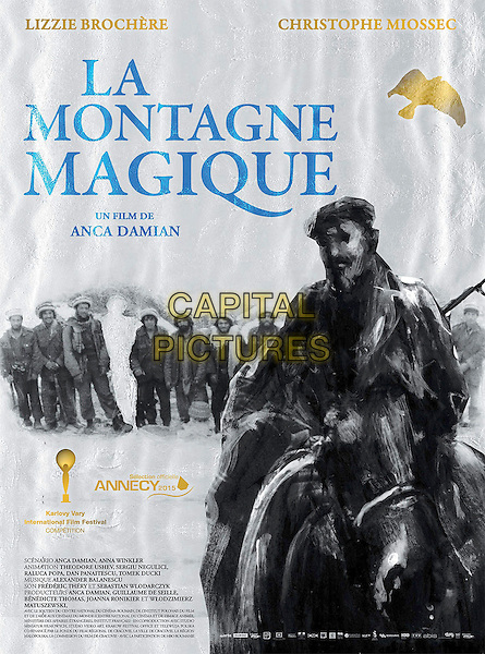 The Magic Mountain (2015) <br /> (La montagne magique)<br /> POSTER ART<br /> *Filmstill - Editorial Use Only*<br /> CAP/KFS<br /> Image supplied by Capital Pictures