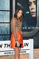 Charlotte Wiggins<br /> at the premiere of &quot;The Girl on the Train&quot;, Odeon Leicester Square, London.<br /> <br /> <br /> &copy;Ash Knotek  D3156  20/09/2016