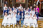 Scoil Mhic Easmainn NS Holy Communion in St Johns Church on Saturday
