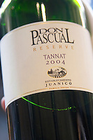 Bottle of Don Pascual Reserve Tannat 2004 Bodega Juanico Familia Deicas Winery, Juanico, Canelones, Uruguay, South America