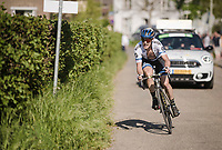 Matteo TRENTIN (ITA/Mitchelton-Scott)<br /> <br /> 54th Amstel Gold Race 2019 (1.UWT)<br /> One day race from Maastricht to Berg en Terblijt (NED/266km)<br /> <br /> ©kramon