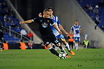 League Santander 2017-2018 - Game: 4.<br /> RCD Espanyol vs Celta: 2-1.<br /> Lobotka vs Gerard Moreno.