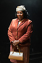 """London, UK. 06.09.2017. """"Doubt - a Parable"""", written by John Patrick Shanley and directed by Che Walker, opens at Southwark Playhouse. Picture shows: Jo Martin (Mrs Muller). Photograph © Jane Hobson."""