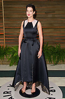 Cobie Smulders arriving for the 2014 Vanity Fair Oscars Party, Los Angeles. 02/03/2014 Picture by: James McCauley/Featureflash