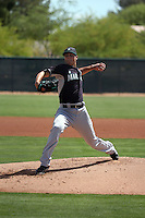 Jake Brentz - Seattle Mariners 2016 extended spring training (Bill Mitchell)