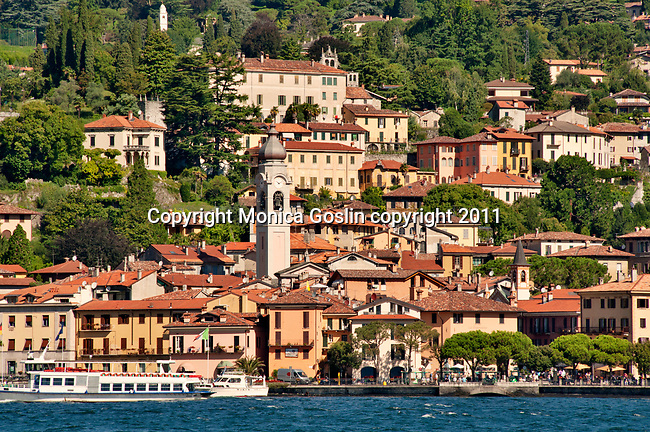 Menaggio, Italy on Lake Como