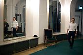 WARSAW, POLAND, December, 2016:  Arkadiusz Myrcha, member of Civic Platform is walking in &quot;kuluary&quot; the round corridor encompassing the plenary hall. Polish opposition MP's from Civic Platform and Modern parties are occupying the Sejm, Polish parliament in protest to the curbing of free press access to the parliament.<br /> (Photo by Polish opposition MP for Piotr Malecki / Napo Images)****WARSZAWA, 25/12/2016:<br /> Poslowie opozycji; m.in Arkadiusz Myrcha, PO, w kuluarach podczas okupacji Sejmu przez opozycje. Fot: Posel opozycji dla Piotra Maleckiego / Napo / Forum<br /> ****<br /> ###ZDJECIE MOZE BYC UZYTE W KONTEKSCIE NIEOBRAZAJACYM OSOB PRZEDSTAWIONYCH NA FOTOGRAFII###