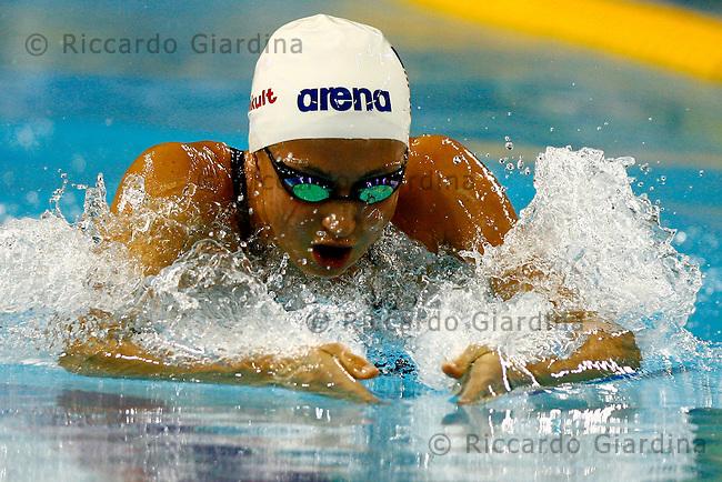SONI Rebecca (USA), women's 200m Breststroke - heats