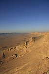 Israel, Negev, view of Ramon Crater