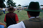 Hare coursing display.<br />