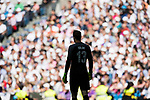 Goalkeeper Jan Oblak of Atletico de Madrid looks on during their La Liga match between Real Madrid and Atletico de Madrid at the Santiago Bernabeu Stadium on 08 April 2017 in Madrid, Spain. Photo by Diego Gonzalez Souto / Power Sport Images
