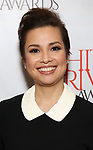 Lea Salonga attends The 2018 Chita Rivera Awards at the NYU Skirball Center for the Performing Arts on May 20, 2018 in New York City.