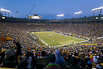 A general view of Lambeau Field during the Green Bay Packers NFL divisional playoff football game against the New York Giants on January 15, 2012 in Green Bay, Wisconsin. The Giants won 37-20. (AP Photo/David Stluka)