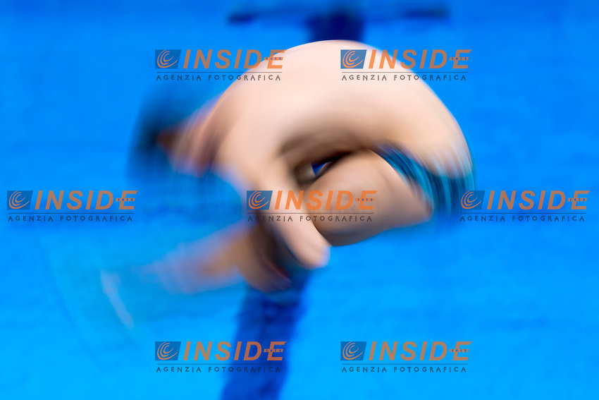 Oleg KOLODIY UKR Ukraine <br /> 1m Springboard Men<br /> London, Queen Elizabeth II Olympic Park Pool <br /> LEN 2016 European Aquatics Elite Championships <br /> Diving  <br /> Day 02 10-05-2016<br /> Photo Andrea Staccioli/Deepbluemedia/Insidefoto