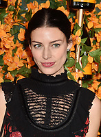 PACIFIC PALISADES, CA - OCTOBER 06: Jessica Pare arrives at the 9th Annual Veuve Clicquot Polo Classic Los Angeles at Will Rogers State Historic Park on October 6, 2018 in Pacific Palisades, California.<br /> CAP/ROT/TM<br /> &copy;TM/ROT/Capital Pictures