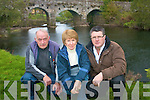 Bonane Community Council are planning to fight Kerry County Council all the make to prevent them from using the River Sheen as a source of water for Kenmare. .The group are to meet in the coming weeks to formulate  plan of action. .Front L-R Patsty O'Sullivan, Jill Kirby and Stevie O'Sullivan  of Bonane Community Council