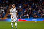 Real Madrid CF's Luka Modric during La Liga match. Oct 30, 2019. (ALTERPHOTOS/Manu R.B.)