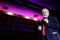 18.01.2018 - Ato com o ex Presidente Lula em SP