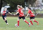 Eltham Redbacks Junior GIrls Soccer, 2 June 2013