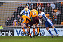 09/02/2008    Copyright Pic: James Stewart.File Name : sct_jspa06_motherwell_v_kilmarnock.DAVID CLARKSON HEADS HOME MOTHERWELL'S LATE WINNER.James Stewart Photo Agency 19 Carronlea Drive, Falkirk. FK2 8DN      Vat Reg No. 607 6932 25.Studio      : +44 (0)1324 611191 .Mobile      : +44 (0)7721 416997.E-mail  :  jim@jspa.co.uk.If you require further information then contact Jim Stewart on any of the numbers above........