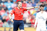 Spanish referee Gonzalez Gonzalez during La Liga match. April 16,2016. (ALTERPHOTOS/Acero)