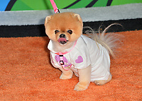JiffPom at Nickelodeon's 2018 Kids' Choice Awards at The Forum, Los Angeles, USA 24 March 2018<br /> Picture: Paul Smith/Featureflash/SilverHub 0208 004 5359 sales@silverhubmedia.com