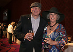 John and Mercedes Burkavage during the Kentucky Derby Party at The Peppermill on Saturday, May 6, 2017 in Reno, Nevada.
