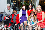 At the Recovery Haven 'Valentines With A Difference' in the rose Hotel on Tuesday were Dawn O'Brien, Kitty Daly, Margaret O'Shea, Geraldine Moriarty, Patricia O'Brien, Bridie Courtney