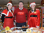Audrey Walsh, Ken Murtagh and Emma rafferty pictured at the open day at Centra Ardee. Photo: Colin Bell/pressphotos.ie