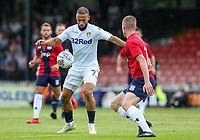 Leeds United's Kemar Roofe in action<br /> <br /> Photographer Alex Dodd/CameraSport<br /> <br /> Football Pre-Season Friendly - York City v Leeds United - Wednesday 10th July 2019 - Bootham Crescent - York<br /> <br /> World Copyright © 2019 CameraSport. All rights reserved. 43 Linden Ave. Countesthorpe. Leicester. England. LE8 5PG - Tel: +44 (0) 116 277 4147 - admin@camerasport.com - www.camerasport.com