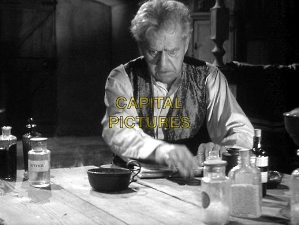 Boris Karloff .in Corridors of Blood.*Filmstill - Editorial Use Only*.CAP/PLF.Supplied by Capital Pictures.