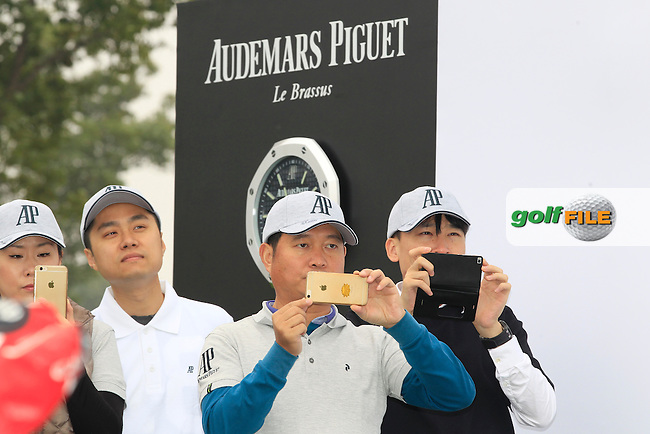 Audemars Piguet customer day Lenhai International Golf Club, Shanghai China.<br /> Picture Fran Caffrey | Golffile<br /> <br /> All photo usage must carry mandatory copyright credit (&copy; Golffile | Fran Caffrey)