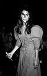 Lori Loughlin in New York City, June 1982.