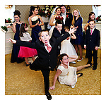 4A- Bridal Suite Portraits - Family and Wedding Party