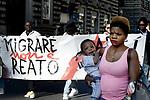 Non è Reato, manifestazione contro il razzismo a Roma