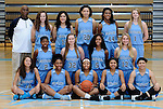 11-23-15, Skyline High School girl's varsity basketball team
