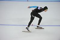 OLYMPICS: SOCHI: Adler Arena, 15-02-2014, Men's 1500m, Brian Hansen (USA), ©photo Martin de Jong