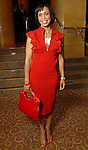Gina Gaston at the American Heart Association Go Red for Women luncheon at the InterContinental Houston Monday May 04,2009.  (Dave Rossman/For the Chronicle)