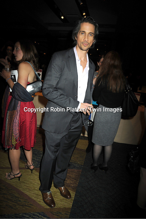 Michael Easton attends the Center for Hearing and Communication 18th Annual Feast on October 24, 2011 at Pier Sixty in Chelsea Piers in New York City.