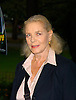"Lauren Bacall ..at the New York Premier of ""Shark Tale"" on September 27. 2004 at the Delacorte Theatre in Central Park. ..Photo by Robin Platzer, Twin Images"